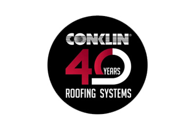 Conklin 40 years logo