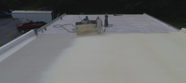 commercial roof coating near pittsburgh