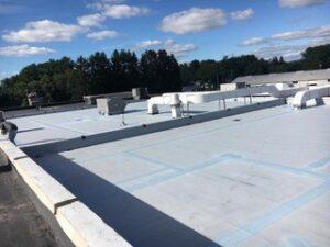 EPDM roof in Conneautville, PA