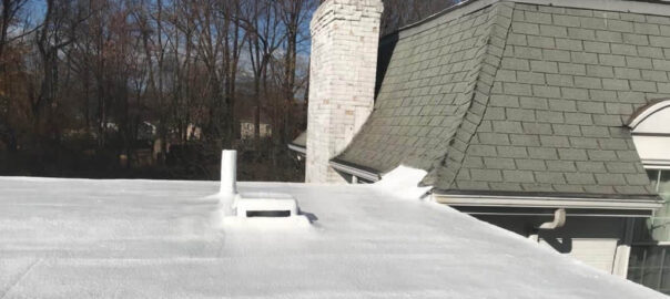 elastomeric roof near Pittsburgh Pennsylvania